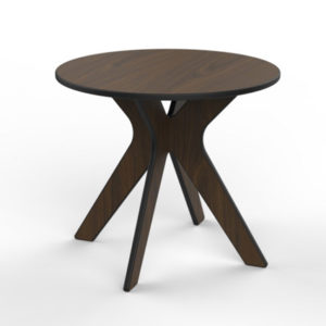 360Five Designs Camber Indoor and Outdoor End Table