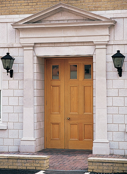 Haddonstone Door Surrounds