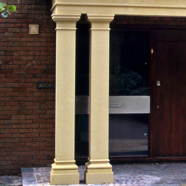 Haddonstone Columns And Pilasters Twisted Elements