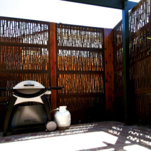 OUTDECO Bungalow Screen