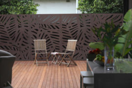 OUTDECO Daintree screen