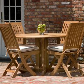 Westminster Teak Barbuda Collection Dining Set