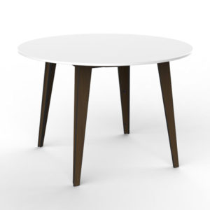 360Five Design Nexus Dining Table White
