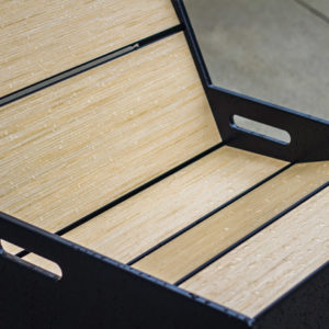 360 Five Designs Moniker Lounge Chair Details