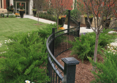 Custom Metal Fencing