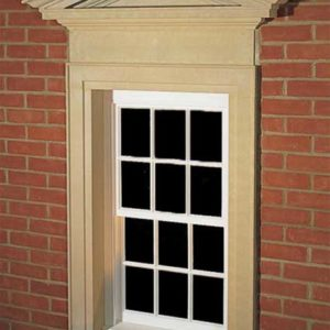 Haddonstone Cast Stone Window Surround
