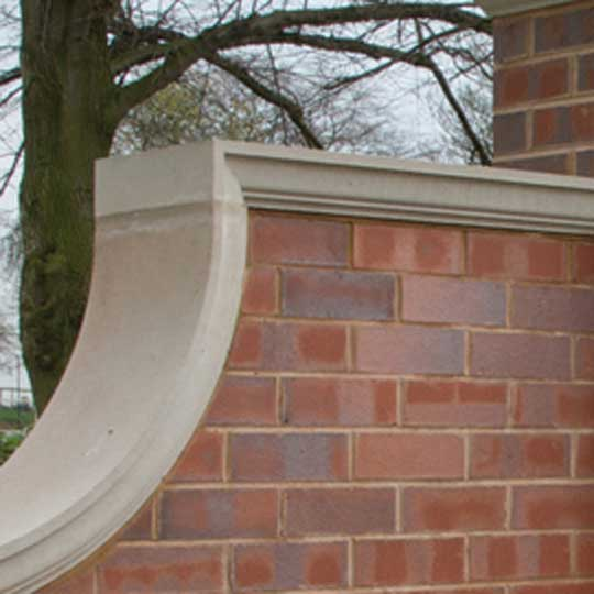 Haddonstone Coping