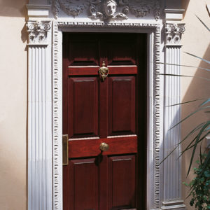 Haddonstone William Kent Door Surrounds