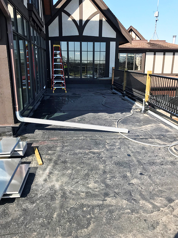Interlachen Country Club Roof Top Terrace Mirage Edina Minneosta_ Construction10_web