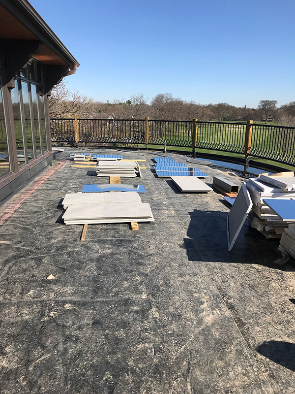 Interlachen Country Club Roof Top Terrace Mirage Edina Minneosta_ Construction4_web