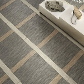 Mirage Silver WW04 Porcelain Tile
