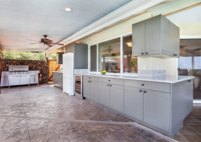Open Air Cabinetry - Cape Cod