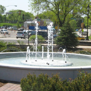 Tournesol Siteworks Roxbury Fountain
