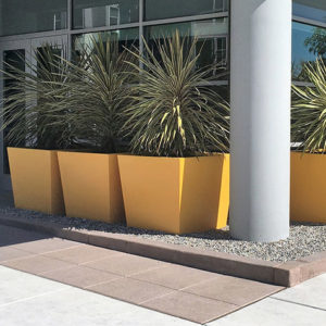 Tournesol Siteworks Urband Collection Square