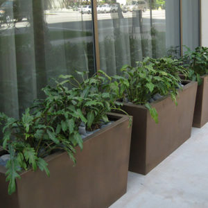 Tournesol Siteworks Urband Collection Rectangle