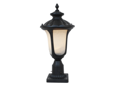 Tru-Scapes Low Voltage Pillar Light