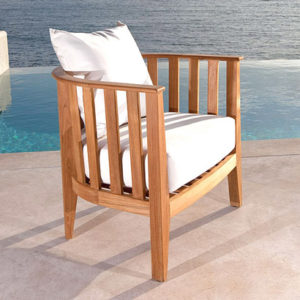 Westminster Teak Kafelona Club Chair