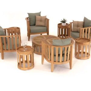 Westminster Teak Kafelona Collection