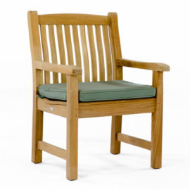 Westminster Teak Veranda Chair with Arms