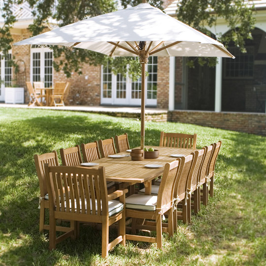 Westminster Teak Veranda Collection